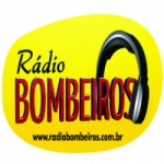 Logo da emissora Rádio Bombeiros