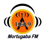 Logo da emissora Rádio Mortugaba 104.9 FM