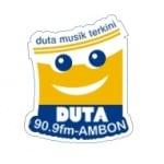 Logo da emissora DUTA 90.9 FM