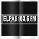 Logo da emissora ELPAS 103.6 FM