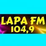 Logo da emissora Rádio Lapa 104.9 FM