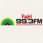 Logo da emissora Fajri FM 99.3