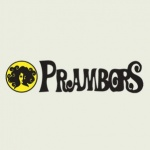 Logo da emissora Radio Prambors 102.2 FM