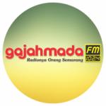 Logo da emissora Radio Gajahmada 102.4 FM