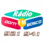 Logo da emissora Rádio Dom Bosco 92.1 FM