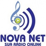 Logo da emissora Nova Net Rádio