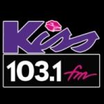 Logo da emissora KSSM 103.1 FM
