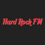 Logo da emissora Hard Rock 87.6 FM