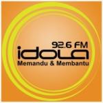 Logo da emissora Radio Idola 92.6 FM