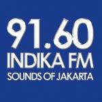 Logo da emissora Indika 91.60 FM