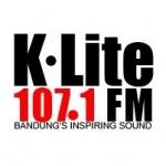 Logo da emissora Radio K-Lite 107.1 FM