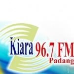 Logo da emissora Kiara 96.7 FM