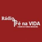Logo da emissora Rádio Fé na Vida