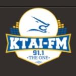 Logo da emissora KTAI 91.1 FM