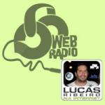 Logo da emissora Webrádio Lucas Ribeiro Na Internet
