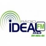 Logo da emissora Rádio Ideal 104.9 FM