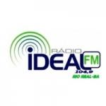 Logo da emissora Rádio Nova Ideal 104.9 FM