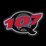 Logo da emissora KTBQ 107.7 FM