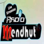 Logo da emissora Mendhut 87.6 FM