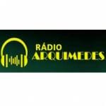 Logo da emissora Rádio Arquimedes