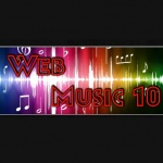 Logo da emissora Rádio Web Music