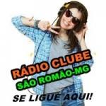 Logo da emissora Rádio Clube São Romão