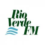 Logo da emissora Rádio Rio Verde FM