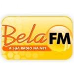 Logo da emissora Rádio Bela FM