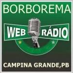 Logo da emissora Borborema Web Rádio