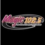 Logo da emissora KTCX 102.5 FM