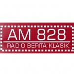 Logo da emissora Radio Berita Klasik 828 AM