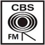 Logo da emissora Rádio CBS FM