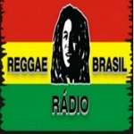 Logo da emissora Reggae Rádio Brasil