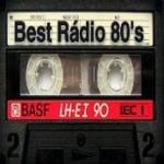 Logo da emissora Best Radio 80s