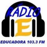 Logo da emissora Rádio Educadora