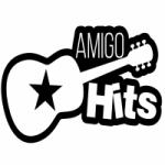 Logo da emissora Rádio Amigo Hits