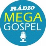 Logo da emissora Rádio Mega Gospel
