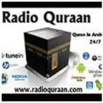 Logo da emissora Radio Quraan
