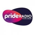 Logo da emissora Pride Radio 89.2 FM