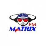 Logo da emissora Radio Matrix 93.2 FM