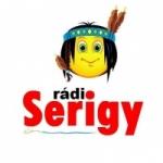 Logo da emissora Rádio Serigy