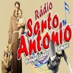 Logo da emissora Rádio Santo Antônio