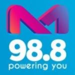 Logo da emissora Radio Musik 98.8 FM