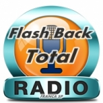 Logo da emissora Flash Back Total