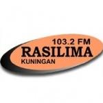 Logo da emissora Radio Rasilima 103.2 FM