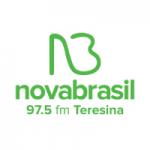 Logo da emissora Rádio Nova Brasil 97.5 FM