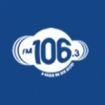 Logo da emissora Radio 106 FM