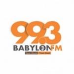 Logo da emissora Radio Babylon 99.3 FM