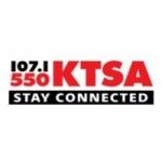 Logo da emissora KTSA 550 AM