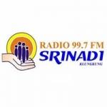 Logo da emissora Radio Srinadi 99.7 FM